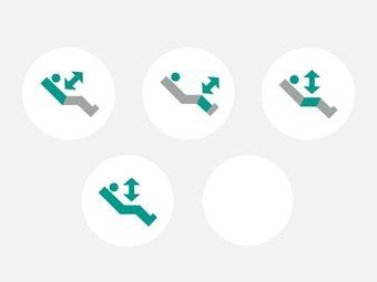 4 Antriebe zur Verstellung von Rücken-, Fuß- und Sitzteil sowie Höhenhub