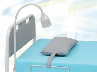 LED reading lamp, on both sides usabe