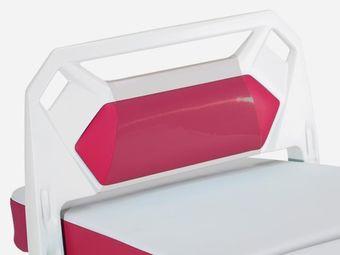 Transparenter, abwaschbarer Schonbezug für Fußstütze