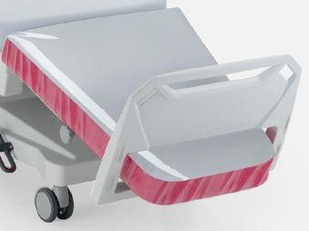Transparenter, abwaschbarer Schonbezug für das Fußteil