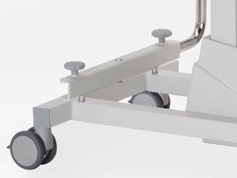 Infusionsstangenhalter, rechts und links schwenkbar