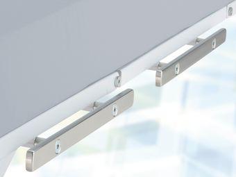 Standard rails (2 parts)