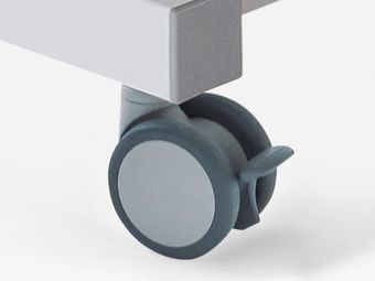 Individually locking casters ∅ 10 cm