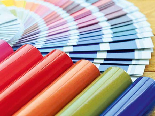 Farbe und Schutz