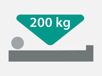 Safe working load 200 kg