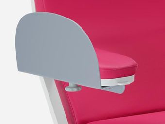 side rail for attachment to the armrest. Available individually, mountable on both outsides.