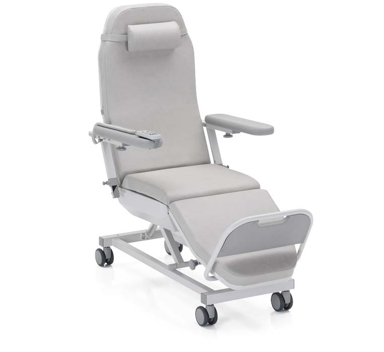 LSA® A4. Medical couch for the highest functional requirements