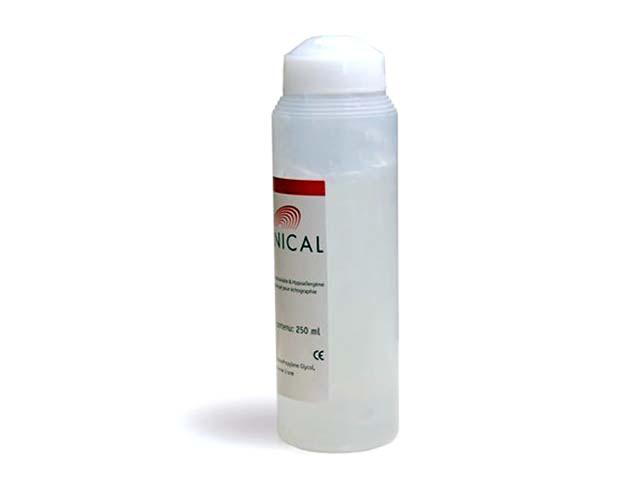 Contact gel