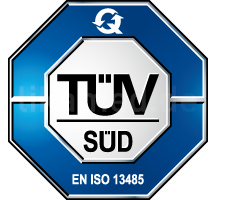 Certification Mark for QM Certification EN ISO 13485