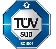 Certification Mark for QM Certification ISO 9001